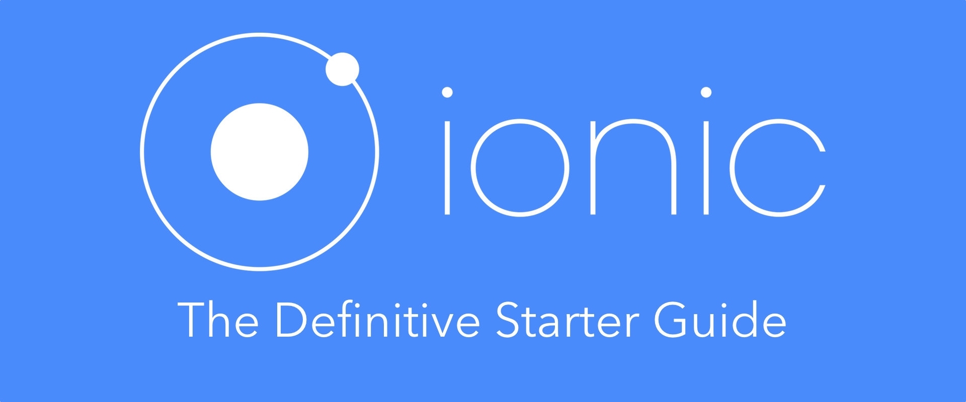 Ionic-guide
