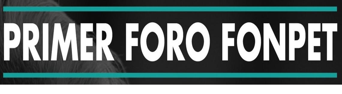 Primer_foro_fonpet